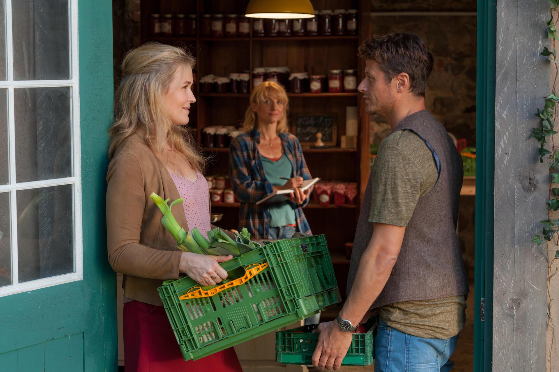 Ausstrahlung ZDF Film 'Ein Dorf rockt ab'