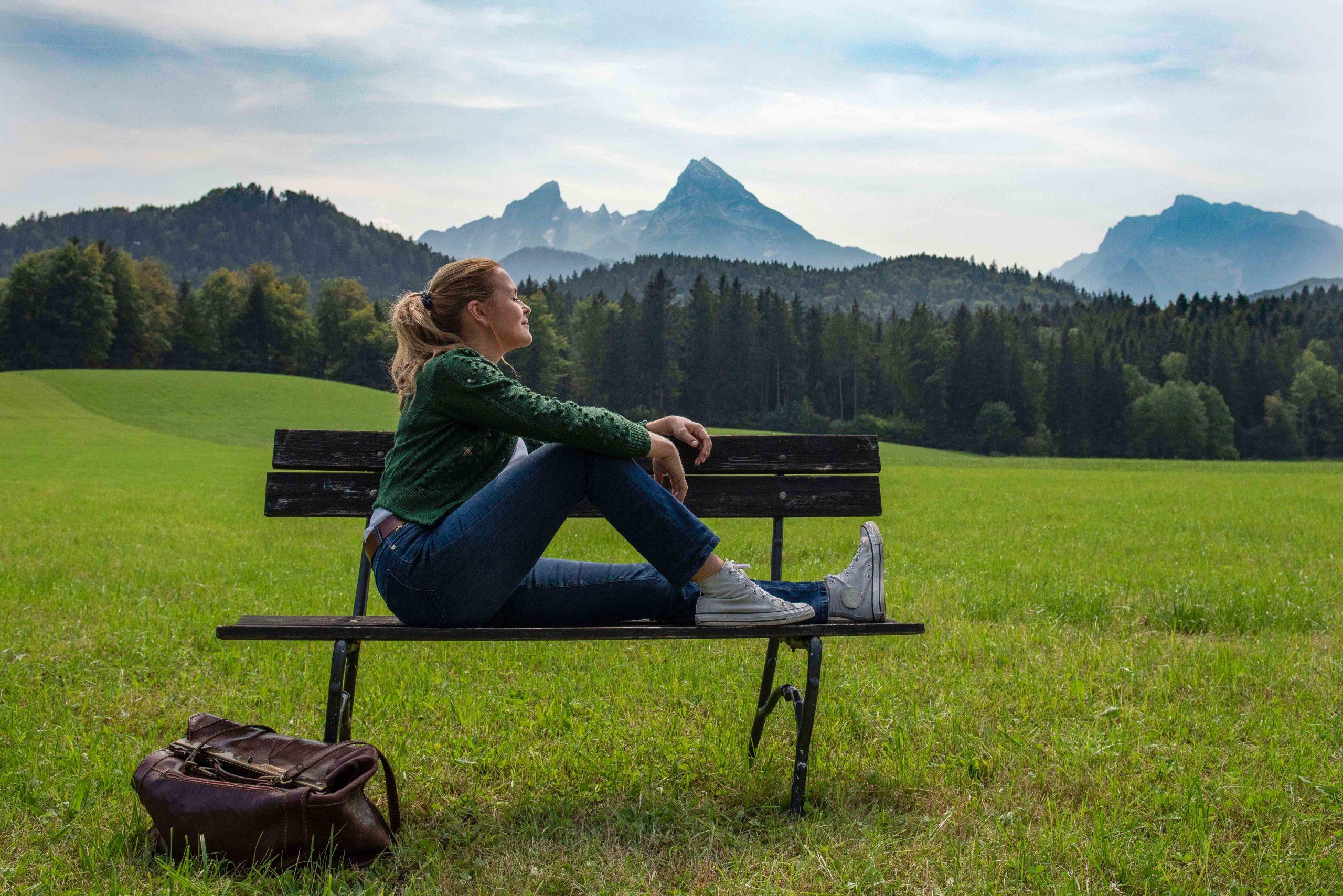 Drehmomente: Lena Lorenz vier neue Filme
