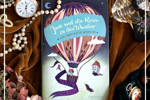 Das Buch ist da! Juno und die Reise zu den Wundern